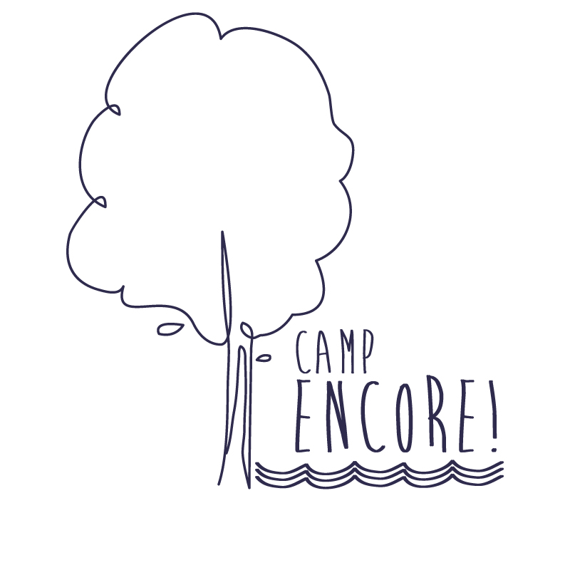Camp Encore Logo